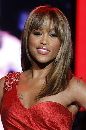 "Like This (Kelly Rowland song) - Rowland consulted rapper Eve (pictured) to contribute to ""Like This""."