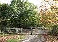 Exiting Cawston Heath - geograph.org.uk - 1018381.jpg