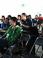 Explicando en el Drupalcamp Puebla 2013.jpg