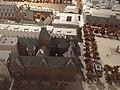 Expositieruimte Ridderzaal - maquette Binnenhof 1.JPG