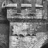 exterieur toegangstoren brouwerijgedeelte, gevelsteen (latijnse tekst) - berkel-enschot - 20001123 - rce