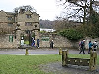 Eyam Hall is open.jpg