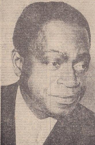 Félix Houphouët-Boigny - Houphouët-Boigny in 1958