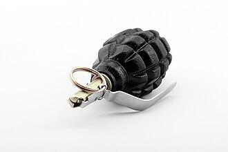 F1 grenade (Russia) - F-1 Hand grenade
