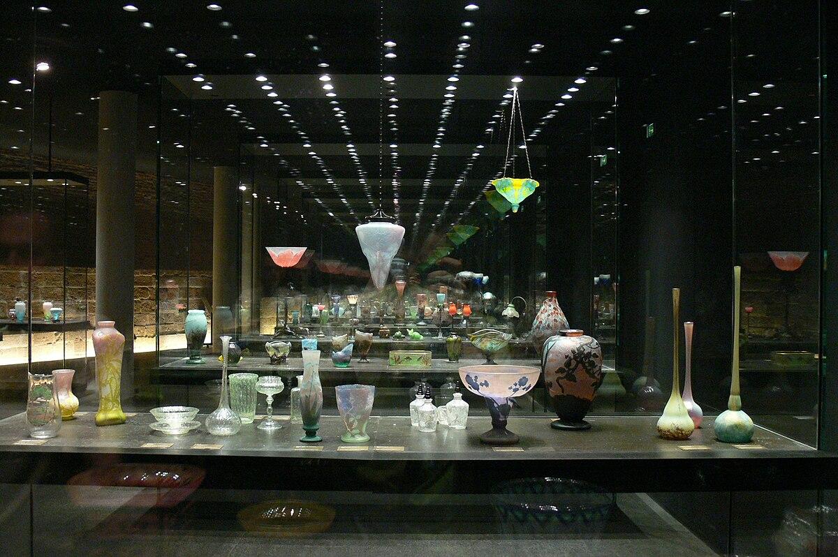 Daum cristallerie wikip dia - Salon des arts nancy ...