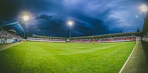 Štadión FC ViOn - Image: FC Vi On stadium 1