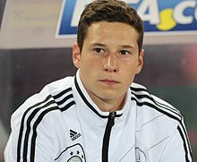 FIFA WC-qualification 2014 - Austria vs. Germany 2012-09-11 - Julian Draxler 02.JPG