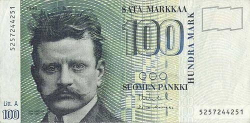 Suomen markka - Wikiwand