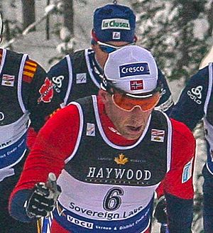 Geir Ludvig Aasen Ouren - Geir Ludvig Aasen Ouren in 2005
