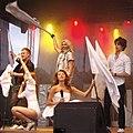 Fabrika Zirok Tour in Izmail 2010.jpg
