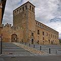 Fachada del Palacio de los Condestables, Berlanga de Duero.jpg