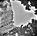 Fairweather Glacier, valley glacier terminus and kettles, August 25, 1988 (GLACIERS 5456).jpg