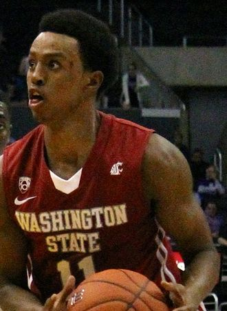 Faisal Aden - Aden plays for Washington State at the 2011 Pac-10 Tournament.