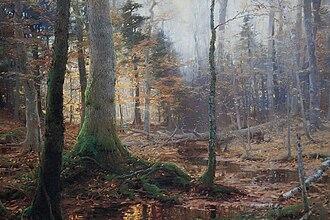 William Bliss Baker - Fallen Monarchs, 1886