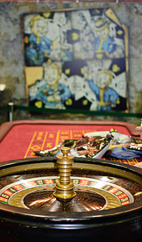 Fallout New Vegas casino at Igromir 2010.jpg