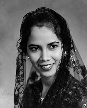 Farida Arriany, Indonesian actress