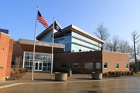 Farmington Hills Michigan City Hall.JPG