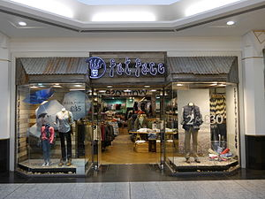 Fat Face - Fat Face, Putney Exchange, London (now closed)