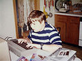 Fatty McStripeyshirt and the Commodore 64 (3058719137).jpg