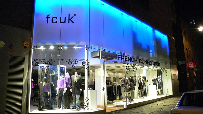 File:Fcuk French Connection Shop Covent Garden.jpg