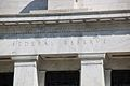 Federal Reserve Building - entablature - 2012-09-13.jpg