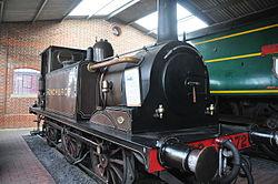 Fenchurch in Sheffield Park locomotive shed (2351).jpg