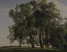 Prater Landscape, 1830 (Source: Wikimedia)