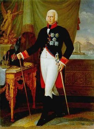 Kingdom of the Two Sicilies - Ferdinand I