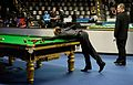 Fergal O'Brien and Jan Scheers at Snooker German Masters (DerHexer) 2015-02-04 02.jpg