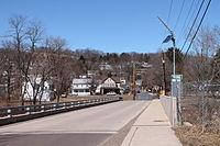 Fernville, Pennsylvania as seen from Bloomsburg.JPG