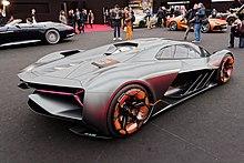 Lamborghini Terzo Millennio , Wikipedia