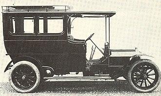 Fiat 16-20 HP - Fiat 16-24 HP