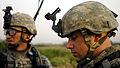 Field artillery Soldiers go dismounted DVIDS46540.jpg