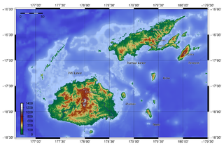 Geography Of Fiji Wikipedia
