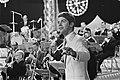 Finale Nederlands Songfestival in Tivoli te Utrecht. Ronnie Tober met liedje Mo, Bestanddeelnr 921-1227.jpg