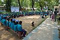 Fire-making - Survival Programme - Summer Camp - Nisana Foundation - Sibpur BE College Model High School - Howrah 2013-06-09 9670.JPG