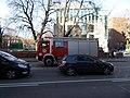 Firefighter. - Mészáros St., Budapest District I.JPG