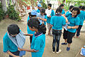 First Aid and Emergency Management Session - Summer Camp - Nisana Foundation - Sibpur BE College Model High School - Howrah 2013-06-08 9153.JPG