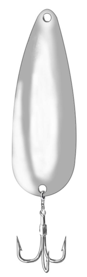 Spoon lure - Image: Fishing lure spoon