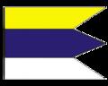 Flag of Čeláre.png