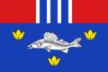 Flag of Bolshesudachenskoe (Volgograd oblast).png