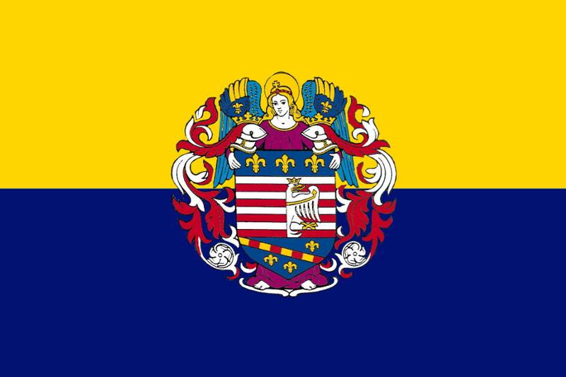 Flag of Košice