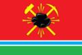 Flag of Leninsk-Kuznetsky (Kemerovsaya oblast).png