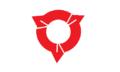 Flag of Owariasahi Aichi red version.png