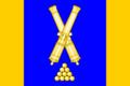 Flag of Porokhovye (St Petersburg).png