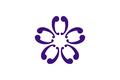 Flag of Sakura, Chiba.png