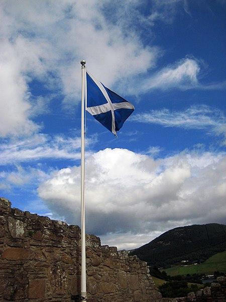 Российские хакеры помогали Шотландии выйти из состава Великобритании?