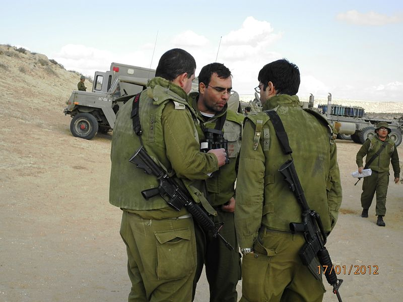 File:Flickr - Israel Defense Forces - IDF Artillery Corps ...