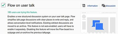 Flow on user talk (Beta feature screenshot).jpg