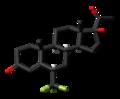 Flumedroxone 3D skeletal.png